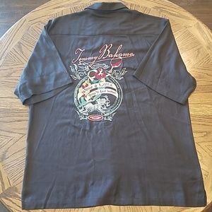 "Tommy Bahama ""Wine a Little"" Shirt"